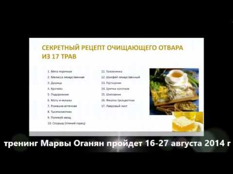Секреты метода Марвы Оганян
