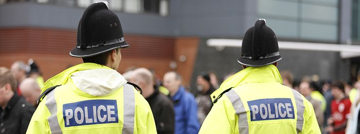 Information on working for the Police