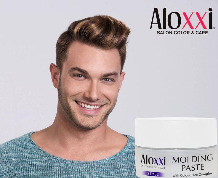 """""""Ottimo per definire ricci, onde o trecce..."""", ma non solo! Molding Paste di AloXXi è lo styling d'eccellenza per chi vuole massima tenuta e definizione dei capelli senza siliconi o parabeni. Siete pronti a stupirvi?"""