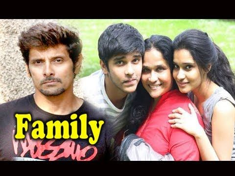 Vikram Family Photos With Parents,Brother,Sister,Son,Daughter and Wife S...