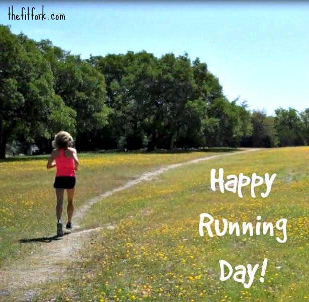 Happy Running Day!