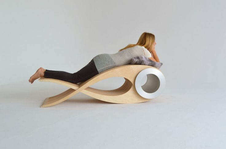 A New Kind of Chair: Exocet Chair