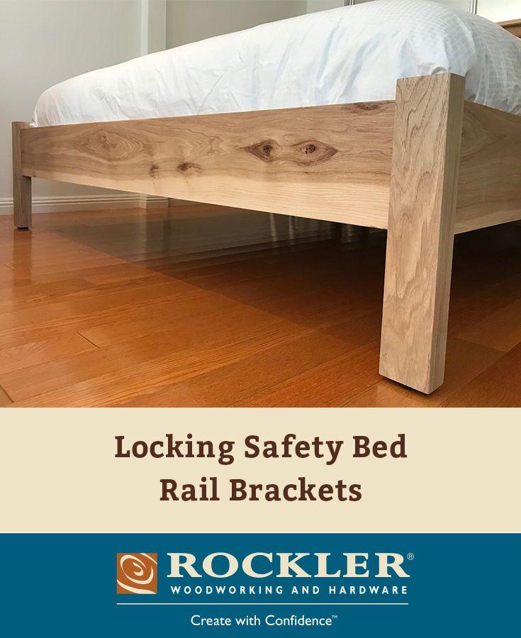 Locking Safety Bed Rail Brackets Safety Bed Rail Bracket Bed Rails