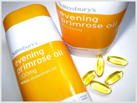 Evening Primrose Oil - This stuff is pretty amazing. It has been rumored to help with anti-aging (start taking by age 30). Helps with hormonal acne, PMS, weight control, chronic headaches, menopause, endometriosis, joint pain, diabetes, eczema, MS, infertility, hair, nails, and scalp. It is also widely known for softening or ripening the cervix so it's great for pregnant women who are at least 38 weeks along. You can even insert in vaginally.