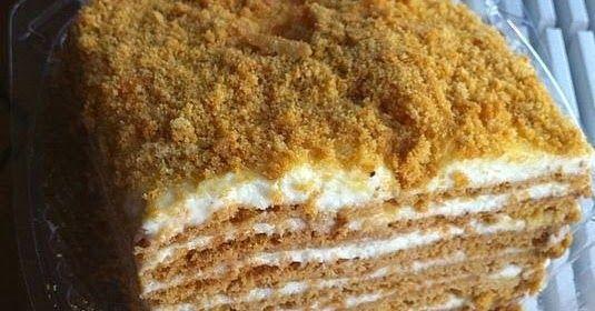 Зефирный торт с сметаной рецепт 145