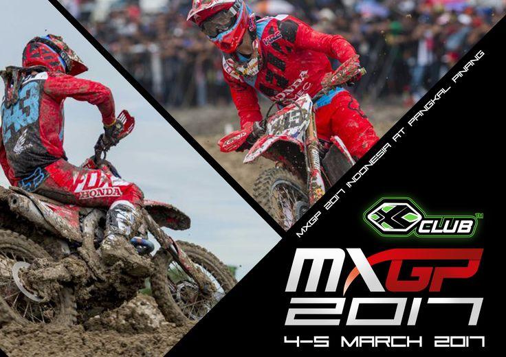 Tim Gajser MXGP 2017 Indonesia at Pangkal pinang 4-5 March 2017  #xtremerated #xclub #mxgp #mxgp2017 #motocross #foxracing