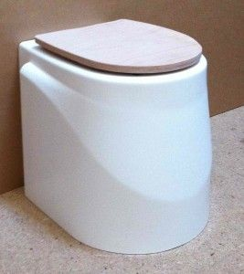 Ecodomeo : Néodyme + abattant - Toilettes sèches                                                                                                                                                                                 Plus