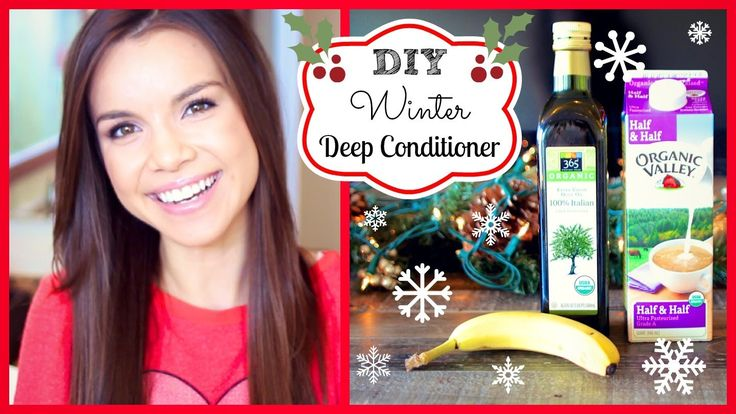 A super quick and easy deep conditioner you can make to help repair dry winter hair! Watch my last video! http://youtu.be/jxsZLIRmfuU AMAZING NuMe discounts ...