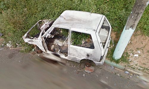 Images from Google Street View of cars that have seen better days. (Sao Paulo, Brazil)   Su Kaçağı Tespiti http://www.sukacagim.net Su Tesisatçısı http://www.sukacagimerkezi.com http://www.timtesisat.net http://www.maviaytesisat.net Tıkanıklık Açma http://wwww.maviaytesisat.com.tr Pimaş Açma http://www.timtesisat.com