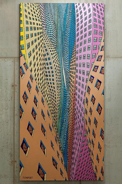 Pushwagner - Manhattan, 2004