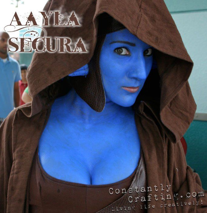 With an athletic build, an exotic beauty, and blue skin, Aayla Secura stood out among the many faces of the Jedi ranks. She was a Jedi Knight during the rise of the Clone Wars. A cunning warrior, A…