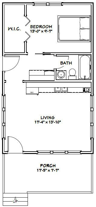 Granny Cottage Plans Small Cottage Floor Plans With Conservatory Google
