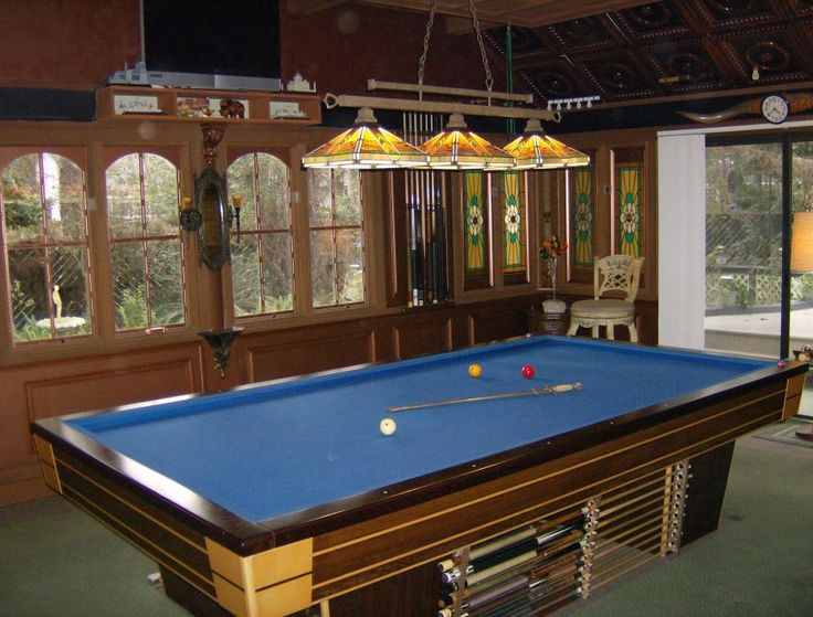 17 best images about billiards room on pinterest land 39 s end play pool and pool tables - Cool rooms with pools ...