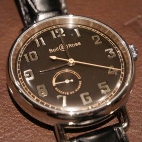 Baselworld 2015 : Bell & Ross WW1-97 Heritage