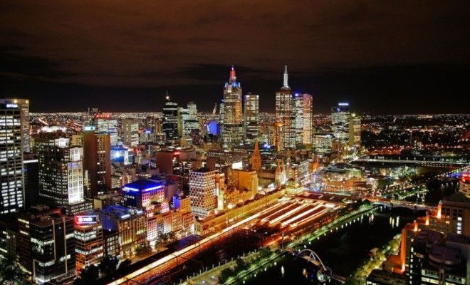 Melbourne, Australia | 1,000,000 Places
