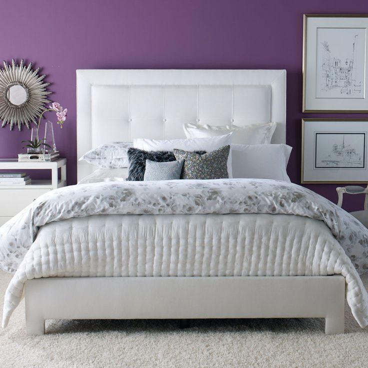 Magenta Bedroom: 42 Best Bedding- Ethan Allen Images On Pinterest