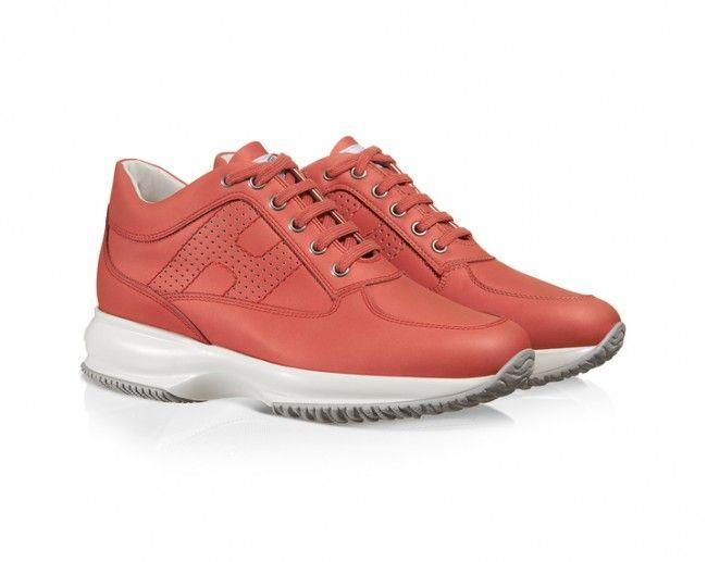 Sneakers Interactive Hogan collezione primavera estate 2015 prezzo 280 euro