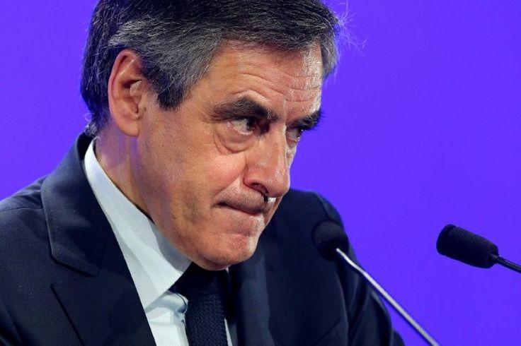 Le journal de BORIS VICTOR : Sondage: Fillon en forte baisse, distancé par Le P...