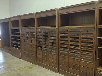 REDUCED $10 000 1913 Complete Store Antique Store Display Showcase Cabinets | eBay