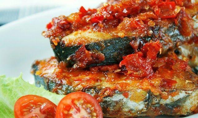 Resep Masakan Ikan Tuna Goreng Balado