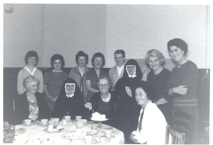 Miss Herne's silver jubilee 1965