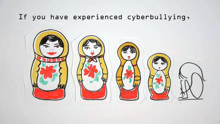 A way out of cyberbullying, a video on the effects of cyberbullying.