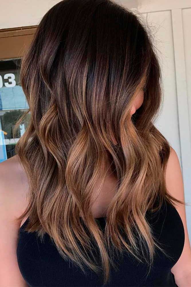25 trendiga brown ombre hairid233er p229 pinterest