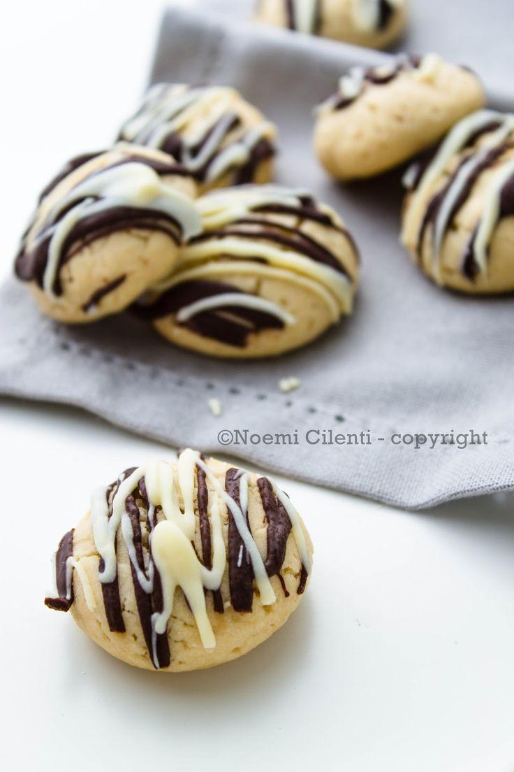 Baci di Dama: RICETTA | Biscotti morbidi di kamut al doppio cioccolato e vaniglia