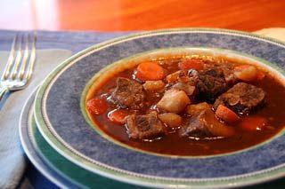 Irish Beef Stew: Red Wine, Food, Beef Stews, Soups Soups, Beef Stew Recipes, Irish Beef, Favorite Recipes, Simply Recipes