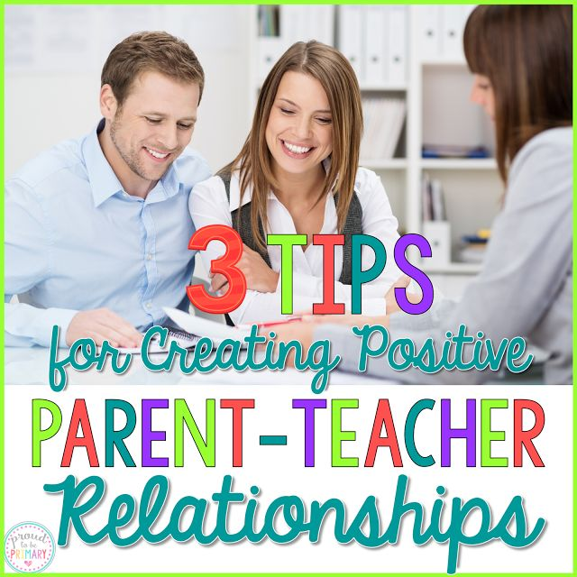 how to create positive student teacher relationships