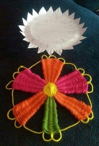 Flower weave