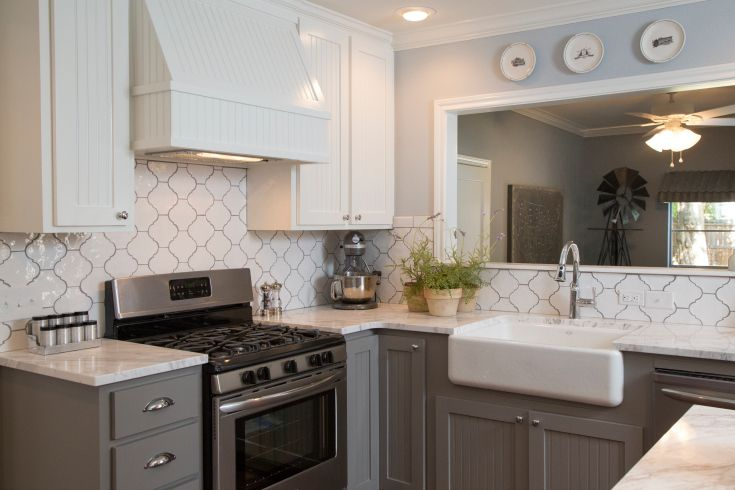 """Kitchen Stove Backsplash Ideas Pictures Tips From Hgtv: As Seen On HGTV's """"Fixer Upper."""""""
