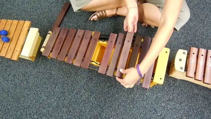 Orff Instrument Expectations - cute video of rules and expectations