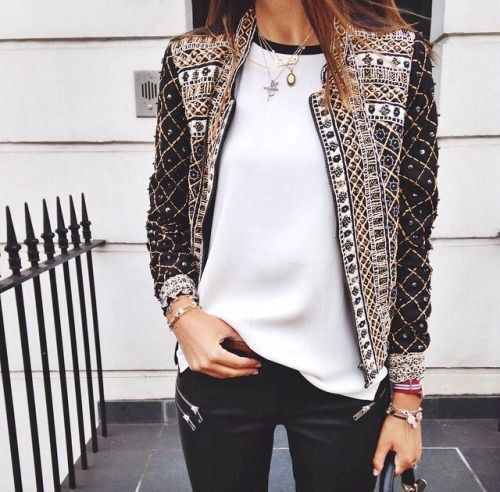All about the jacket