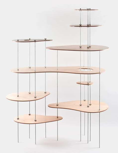 Trend Spindly Storage Systems
