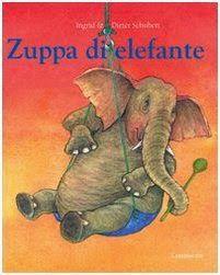 Una compagnia di topolini alle prese con la zuppa di elefante!