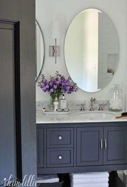 Dear Lillie: A Little Peek into Our Updated Master Bathroom