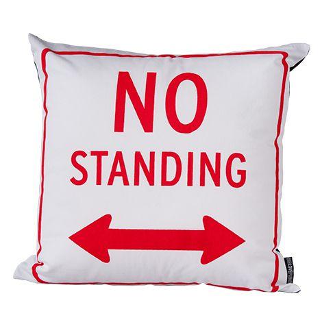 No standing – Big Love Friday