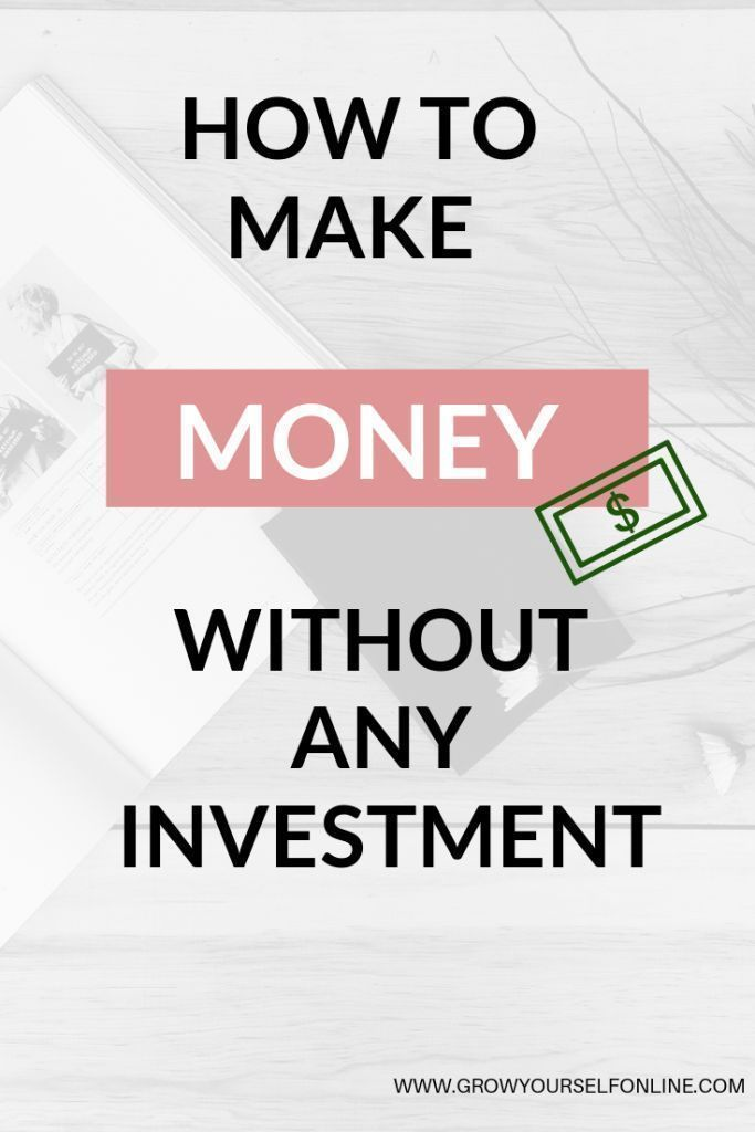 How To Make Money From Home Without any Investment – Grow Your Blog