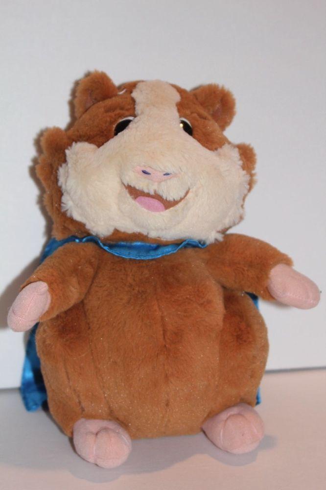 "Wonder Pets Linny Hamster Plush 10"" Stuffed Animal 2008 Fisher Price   #FisherPrice"
