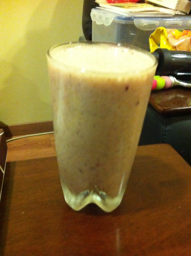 How to Make a Post Workout Shake!