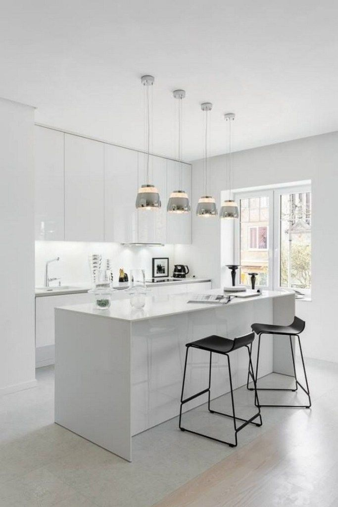 13 Rapturous How Much Is A Small Kitchen Remodel Uk Tricks Ideas In 2020 Kitchen Design Small White Modern Kitchen Modern Kitchen