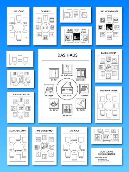 Heute gibt es eine neue Wortschatzdatei: Rund ums Haus. Es gibt Wörter passend zum Haus, Badezimmer, Wohnzimmer, Schlafzimmer und zur Küche. Auch hier gibt es jedes Blatt mit Bild und weiterlesen →
