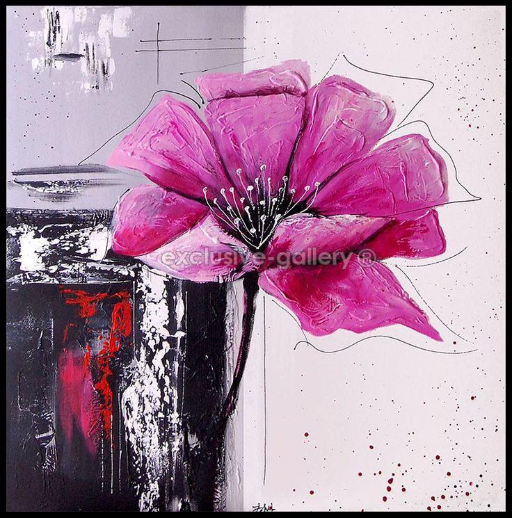 les 25 meilleures id es concernant peintre des fleurs en acrylique sur pinterest fleurs. Black Bedroom Furniture Sets. Home Design Ideas