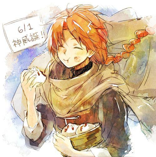 Kamui's birthday ♪
