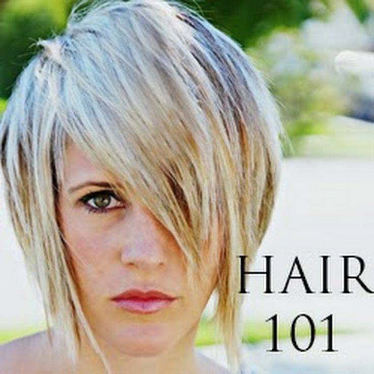 Hair 101 with April--how to cut hair videos
