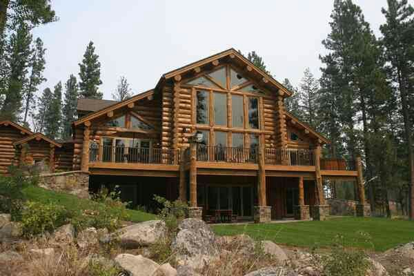 Someday =) Awesome log cabins Pinterest - A Frame Cabin Kits
