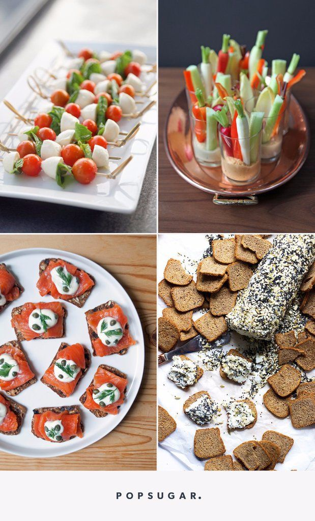 No Cooking Required For These 20 Fast and Easy Appetizers