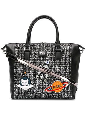 d05869e6b7f K Space Bowling tote bag