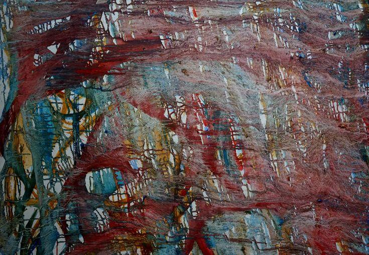 Francois Fiedler Untitled 1964 100x81cm